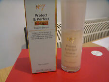 Boots No. 7 Serum Unisex Anti-Ageing Products