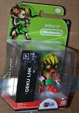 World Of Nintendo Legend Of Zelda DEKU LINK Figure New
