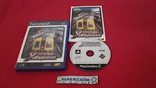 X-TREME ESPRESSO : WORLD GRAN PREMIO PS2 PLAYSTATION 2 SONY PAL COMPLETO