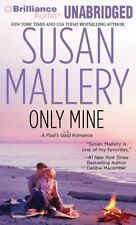 Fool's Gold: Only Mine 4 by Susan Mallery (2011, MP3 CD, Unabridged)