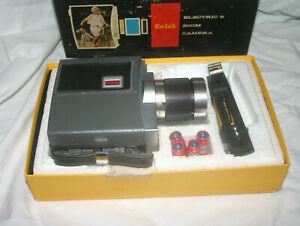 Vintage Kodak Electric 8 Super 8 Movie Camea (Selling for Parts)