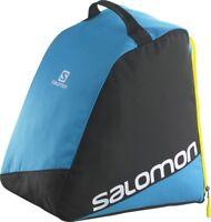 Salomon Original Ski/Snowboard Boot Bag 34L Black/Blue