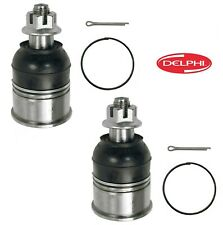 Pair Set Of 2 Front Lower Delphi Suspension Ball Joints For Acura TL 2009-2014