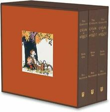 The Complete Calvin and Hobbes by William Watterson (2005, Hardcover)