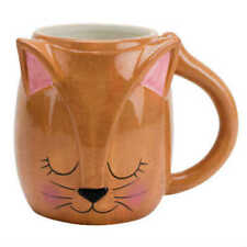 Boston Warehouse 27 Oz Kitty Cat Mug