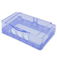 Common 118 Socket Switch Blue Dual Waterproof Cover Box For Socket Panel Mount