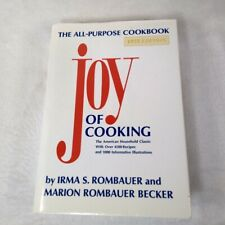 Joy Of Cooking First Scribner Edition 1995 Irma Rombauer Marion Becker