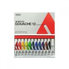 Holbein Acrylic Gouache HAG school set 12ml 12colors set D981 B03-0915 Free ship