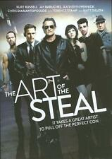 The Art of the Steal (DVD, 2014) Brand NEW w/ slipcover