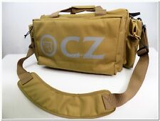 Original CZUB CZ High Quality Shooting Transport Bag - Brown - CZ Brand New