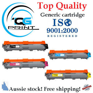 Toner Cartridge compatible with Brother TN 255 BK/C/M/Y
