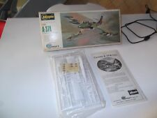 ANCIENNE MAQUETTE AVION  CESSNA   A 37A  AIR FORCE ATTACK   HASEGAWA     1/72