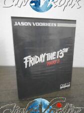 Jason Voorhees Vendredi 13 n°3 Meurtre en 3D Friday 13th part 3 figure MEZCO