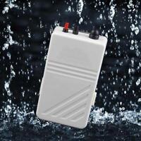 Aquarium batteriebetriebene Luftpumpe Belüfter Sauerstoff-mit Aquar Air Kits