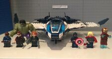 LEGO MARVEL AVENGER 76032-THE AVENGERS TEAM + QUINJET ONLY - NEW LOOSE