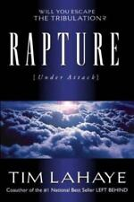 (3)) Rapture under Attack : Will You Escape the Tribulation? by Tim LaHaye