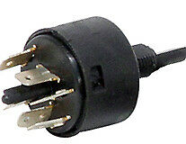 New HVAC Blower Fan Switch for 1973-1989 Volvo cars OEM# 1323849