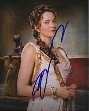 Lucy Lawless Signed Autographed 8x10 Spartacus Lucretia Photograph