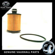 Genuine Vauxhall Oil Filter Fits insignia, Astra J, Corsa D, Zaffira 2.0