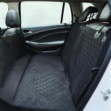 Waterproof Pet Dog Seat Hammock Cover Car SUV Van Back Rear Protector Mat Khaki