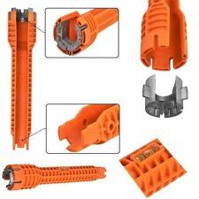 Faucet and Sink Installer Install Tool Kitchen Bathroom Orange Durable DJR