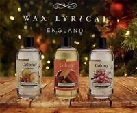 Wax Lyrical Christmas Fragrance 250 ml Reed Diffuser Refill Oils