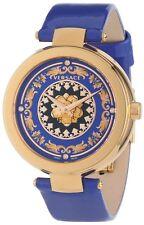 Versace Women's VK6020013 Mystique Foulard Rose Gold Ion-Plated Diamond Watch