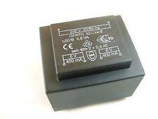 HAHN Miniatur-Printtrafo, transformer,   0,5VA 230V 2x9V / 2x28 mA