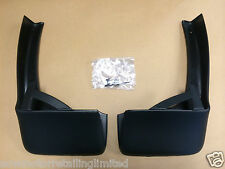 GENUINE VAUXHALL VIVARO / NISSAN PRIMASTAR REAR MUDFLAPS MUD GUARDS 9121817 NEW