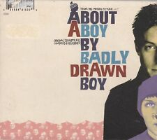 BADLY DRAWN BOY - about a boy o.s.t. CD