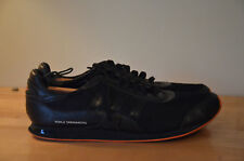 Y-3 Adidas Yohji Yamamoto TENJI LIGHT II LOW Black Orange G04798 US 11