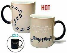 Harry Potter Heat Sensitive Colour Changing Mug Marauders Map, Mischief Managed