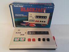 Radio Shack Black Jack Handheld Game Japan