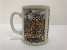 Vintage The Queen Of Everything Mary Engelbreit Coffee Mug Cup