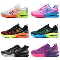 Women's Running Sneakers Air Cushion Tennis Breathable Athletic Training Shoes