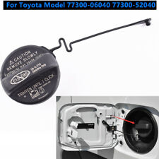 Fuel Tank Gas Cap Lid Tether Threaded For Toyota Model 77300-06040 77300-52040