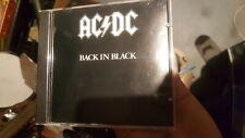 acdc black in black cd