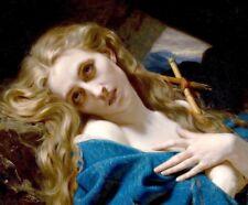 Ölbilder Ölgemälde Hugues Merle 55cm x 66cm