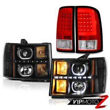"07-13 Gmc Sierra 1500 XFE Rear Brake Lamps Headlights Light Bar LED ""High Power"""