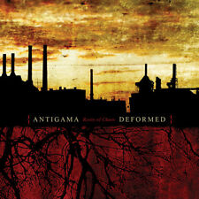 ANTIGAMA / DEFORMED - ROOTS OF CHAOS   - CD