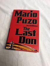 The Last Don by Mario Puzo (1996, Hardcover)