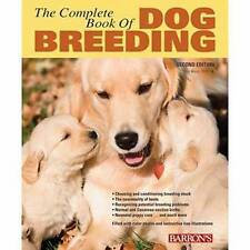 Complete Book of Dog Breeding by Dan Rice (Paperback, 2008)