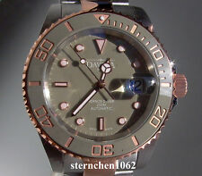 Davosa * Armbanduhr * Ternos Ceramic * Ref. 161.555.62 * Stahl Rosé * Automatik