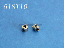 2 PCs CNC steel drive dogs for 3.18mm 1/8 inch shaft for RC boat 518T10