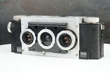 :Early David White Stereo Realist 35mm Film Camera w/ 35/3.5 Lens
