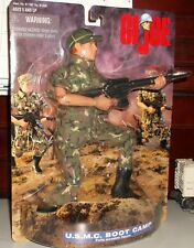 "G.I. JOE U.S.M.C BOOT CAMP  SOLDIER 12"" FIGURE CAME OUT IN THE 1990S"