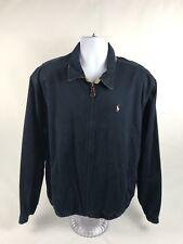 Men's Vintage Polo Ralph Lauren Full Zip Basic Jacket Size XL