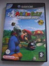 Jeu vidéo Nintendo Gamecube Game Cube Mario Golf : Toadstool Tour