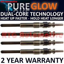 4x Diesel Heater Glow Plugs For BMW 3 Series Land Rover Freelander MG ZT 75 2.0