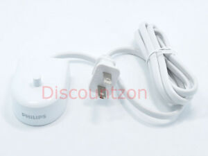 NEW Philips AC travel Power charger HX6100/HX8331 for Sonicare FlexCare AirFloss